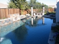 Arbors for backyard living space by Hawkins Pools of San Ramon -1