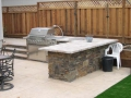 Outdoor kitchen and BBQ design Danville -14