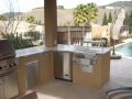 Outdoor kitchen design Alamo -7