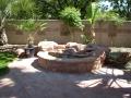 firepit backyard San Ramon -105