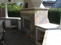 Outdoor fireplace Alamo 11
