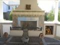 Outdoor fireplace Alamo 5