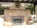 Outdoor fireplace Alamo 7