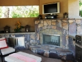 Outdoor fireplace Alamo 8