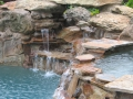Swimming Pool Waterfall 22