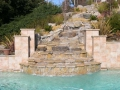 Swimming Pool Waterfall 46