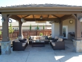 Pavilions And Cabanas Construction By Hawkins Pools
