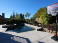 Swimming Pool and Landscape Restoration Moraga