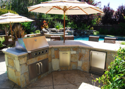 BBQs and Outdoor Kitchens