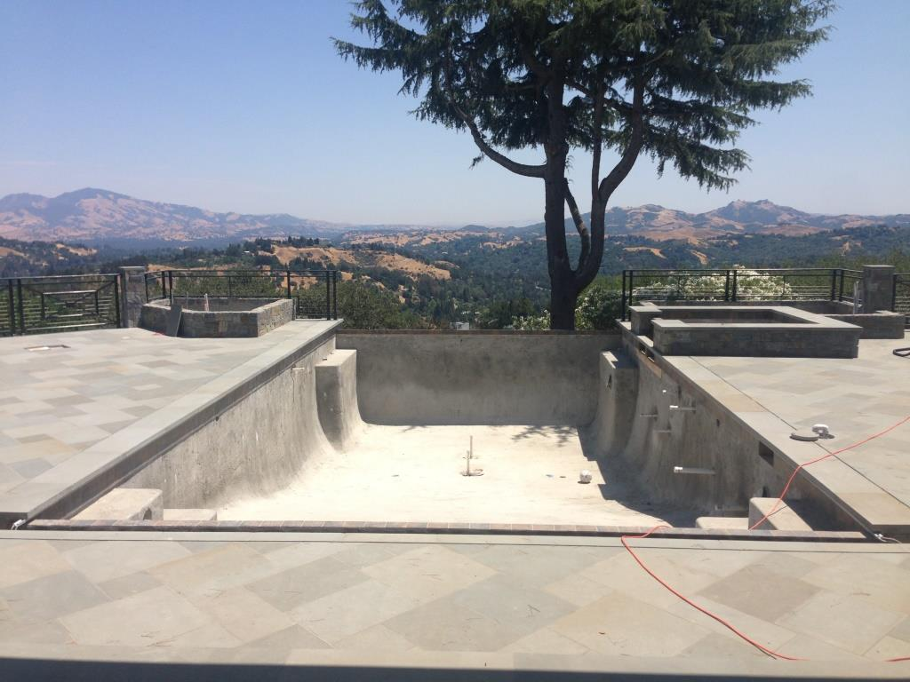 New Swimming Pool Construction Lafayette By Hawkins Pools