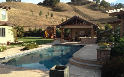 Swimming Pool Design in Danville