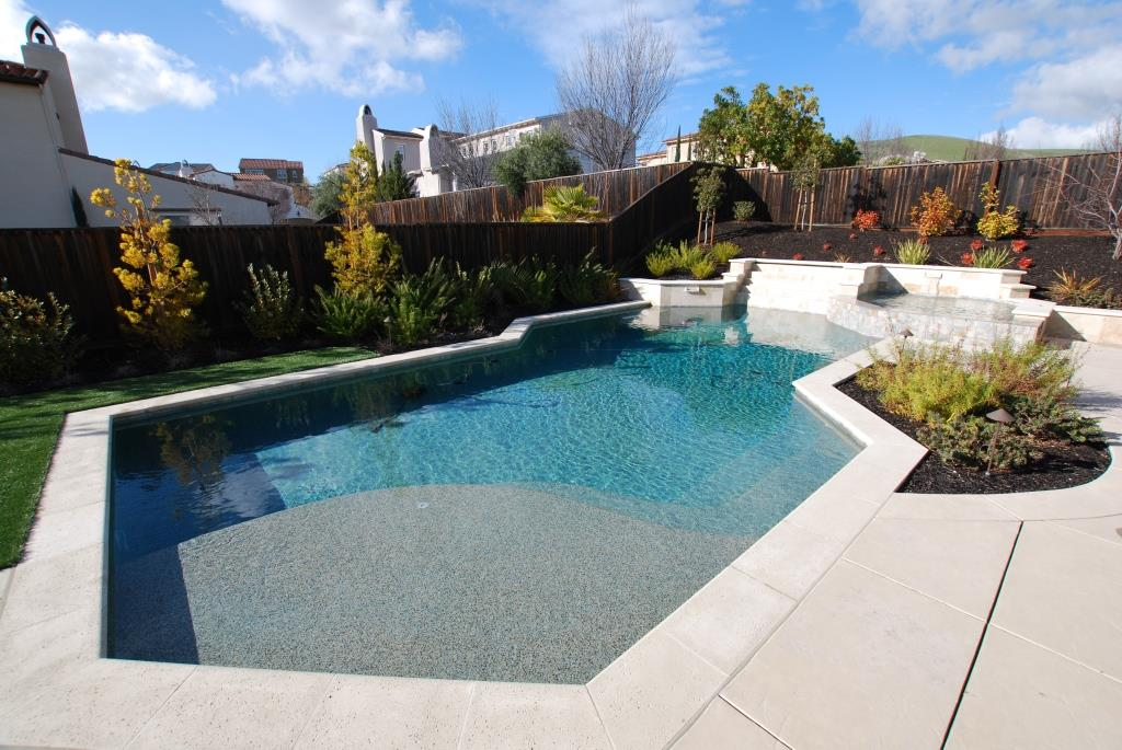 Swimming pools design and construction photo for Pool design and construction
