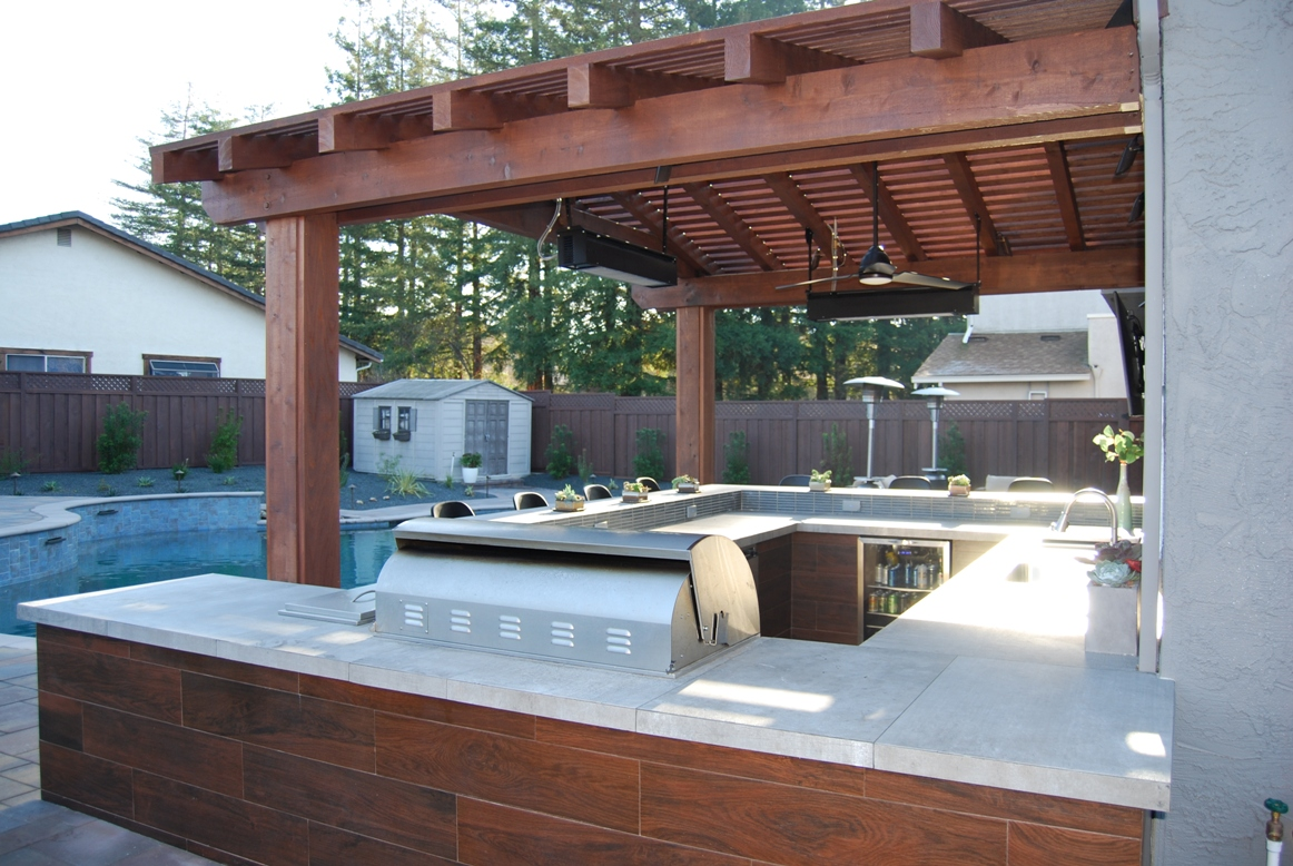 San Ramon Pool and Outdoor Kitchen 25