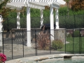 Arbors for backyard living space by Hawkins Pools of San Ramon 37