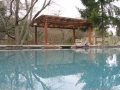 Arbors for backyard living space by Hawkins Pools of San Ramon -11