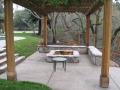 Arbors for backyard living space by Hawkins Pools of San Ramon -2
