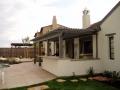 Arbors for backyard living space by Hawkins Pools of San Ramon 36