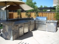 Outdoor kitchen design and BBQ Walnut Creek -100