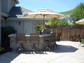 Outdoor kitchen design and BBQ Walnut Creek -102