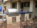 Outdoor BBQ grill Alamo -8