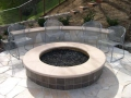 Firepit backyard San Ramon 6