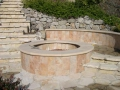 Firepit construction San Ramon 8