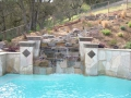 Swimming Pool Waterfall 45