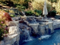 Swimming Pool Waterfall 49