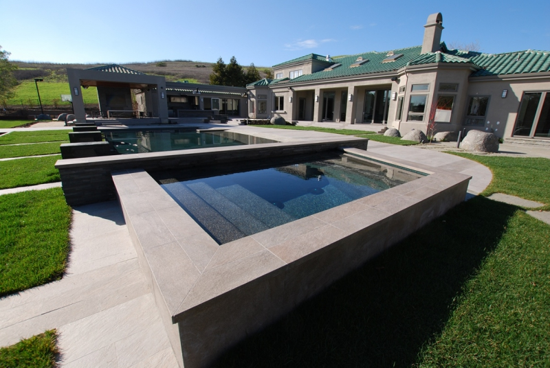 Swimming Pool Design Danville