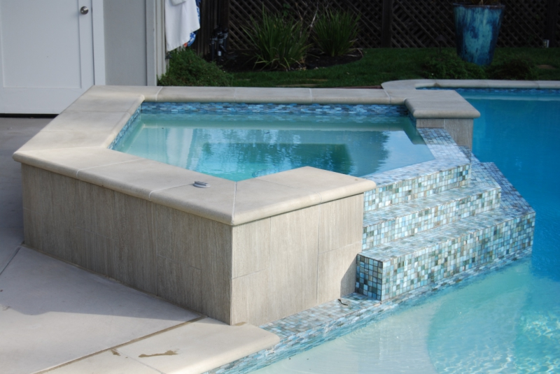 Swimming Pool Spa Design Alamo
