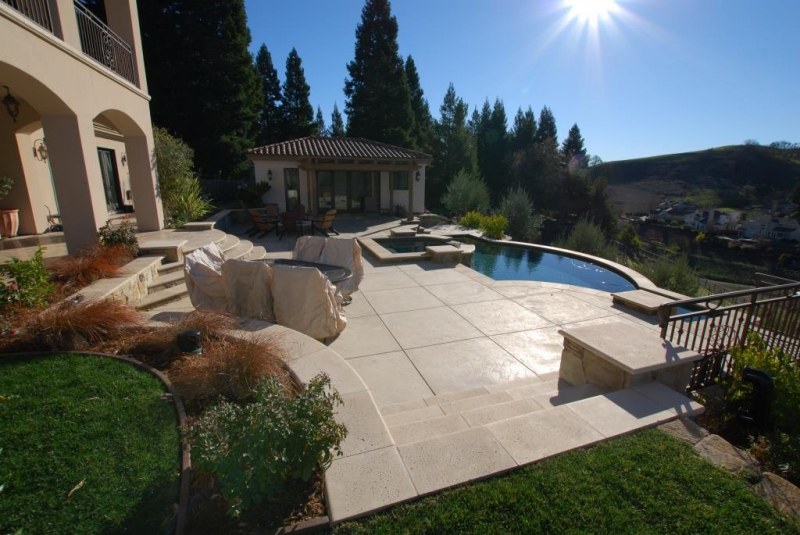 Swimming Pool and Hardscape Design Contractor Lafayette