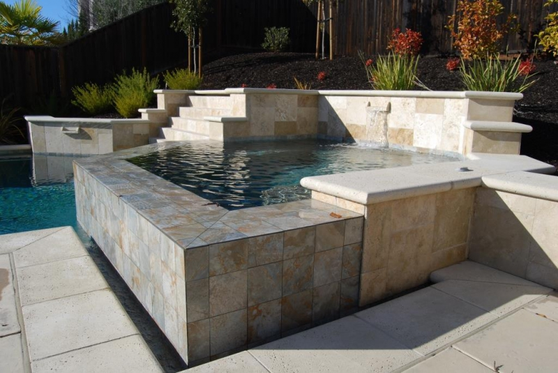 Swimming Pool and Spa Design Walnut Creek