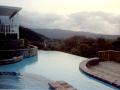 Infinity swimming pool design 400