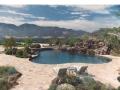 Swimming pool natural design 19
