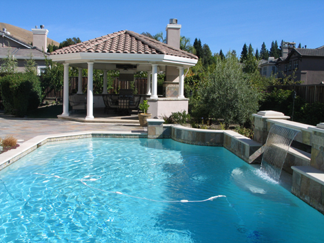 Swimming pool contractor 18