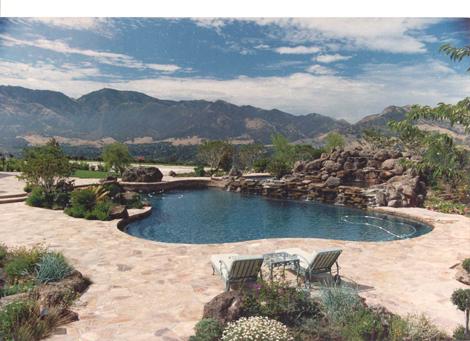 Swimming pool construction 19