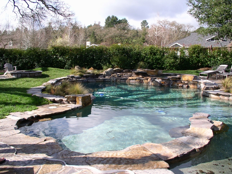 Swimming pool contractor San Ramon 86