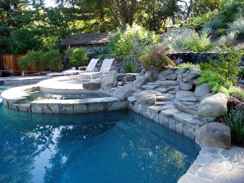 Swimming pool designer Walnut Creek 867