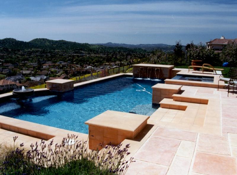 Swimming pool construction Walnut Creek 43