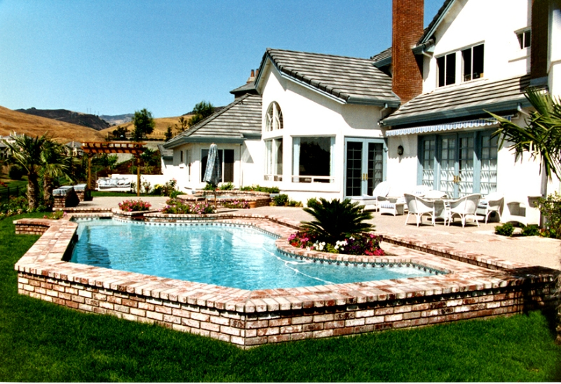 Swimming pool construction San Ramon 44