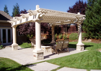 Arbor Design by Hawkins Pools San Ramon