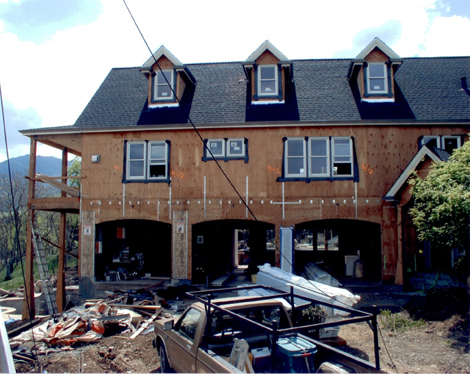 Custom home and remodeling contractor