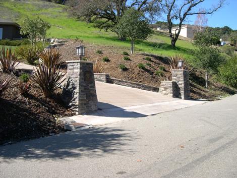 Concrete and Pavers