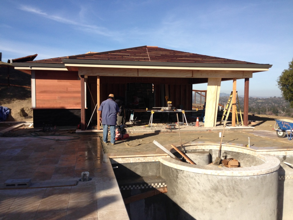 Swimming Pool Project In Danville