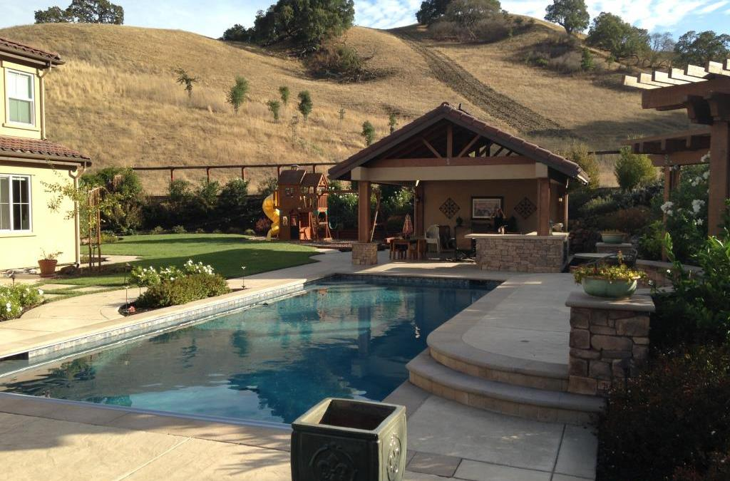 Swimming Pool Design in Danville