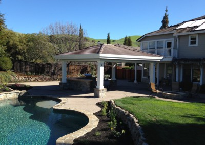 Swimming Pool and Spa construction in Walnut Creek
