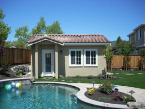 Swimming Pool Pavilion