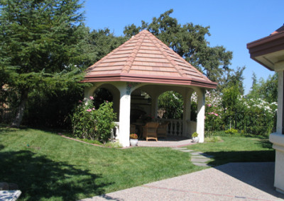 Pavilion design and construction