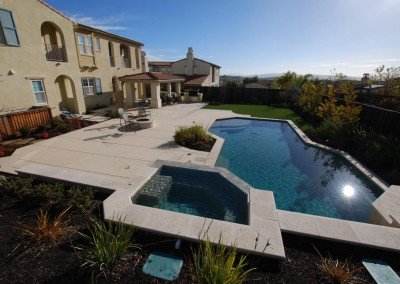 Swimming Pool Design Contractor Orinda