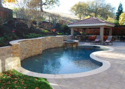swimming pool design project examples by hawkins pools
